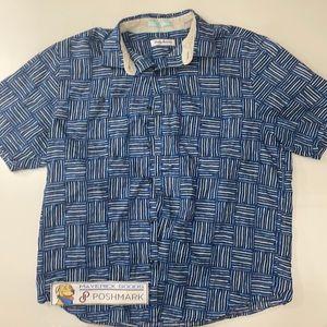 Tommy Bahama 100% Linen Button Shirt